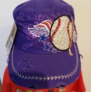 Leader Original Vintage 100% Ctn. Baseball hat